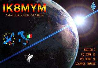 QSL image for IK8MYM