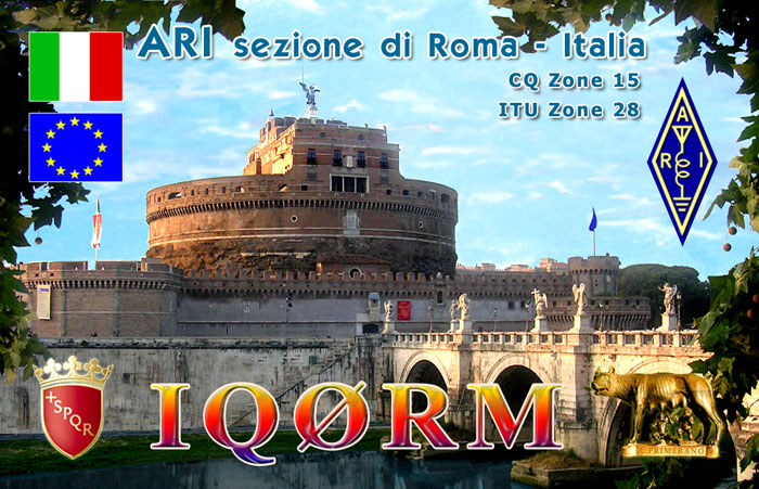 QSL image for IQ0RM