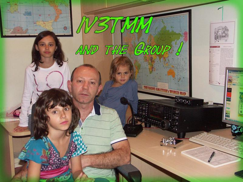 QSL image for IV3TMM