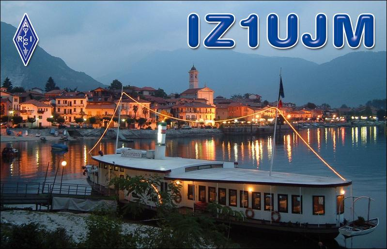 QSL image for IZ1UJM
