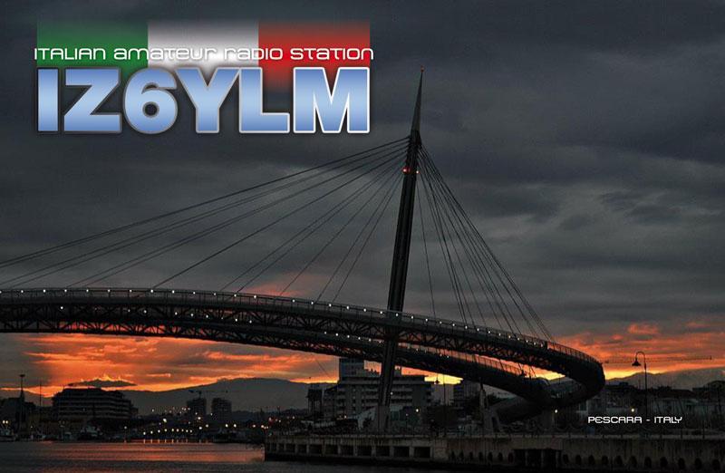QSL image for IZ6YLM