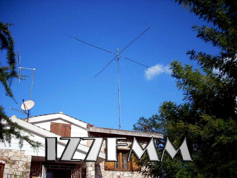 QSL image for IZ7FMM