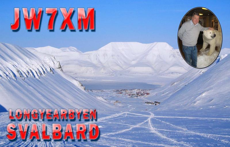 QSL image for JW7XM