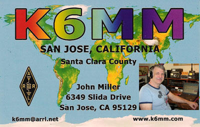 QSL image for K6MM