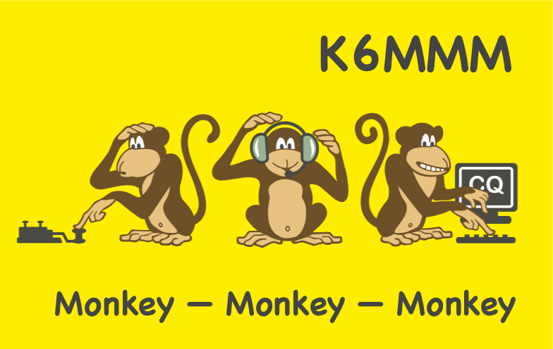 QSL image for K6MMM