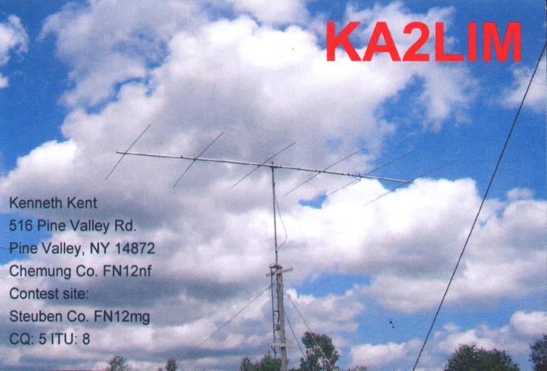 QSL image for KA2LIM