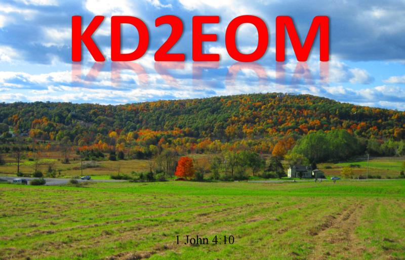 QSL image for KD2EOM