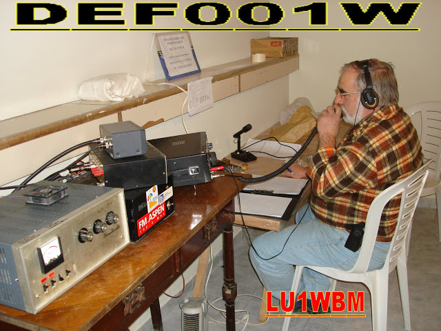 QSL image for LU1WBM