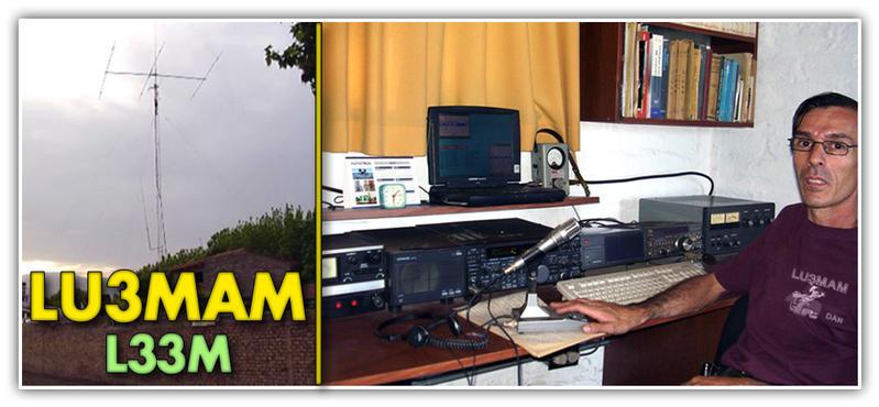 QSL image for LU3MAM