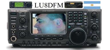 QSL image for LU8DFM