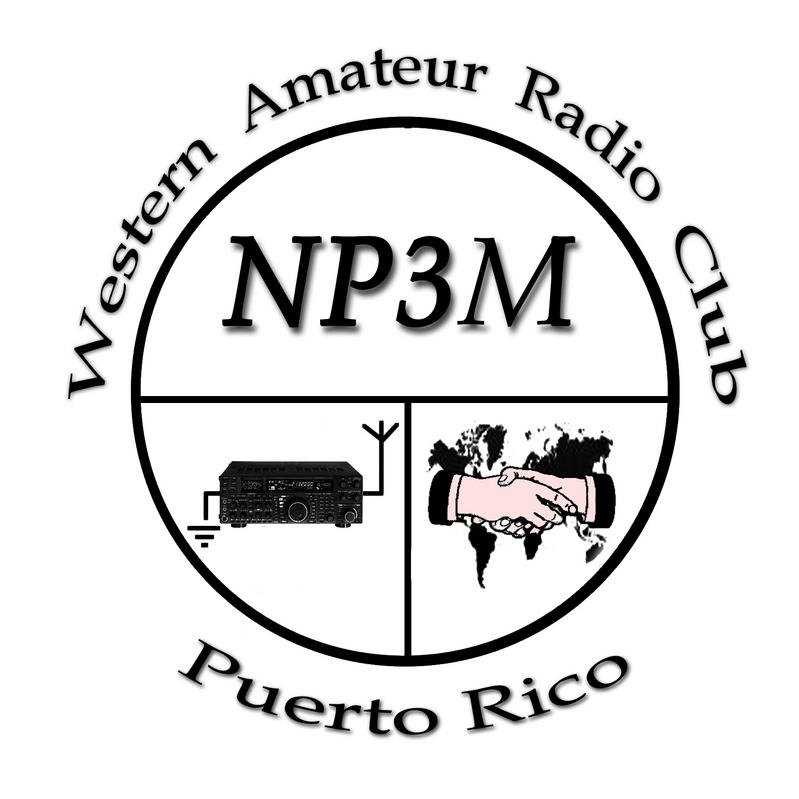 QSL image for NP3M