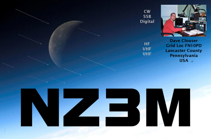 QSL image for NZ3M