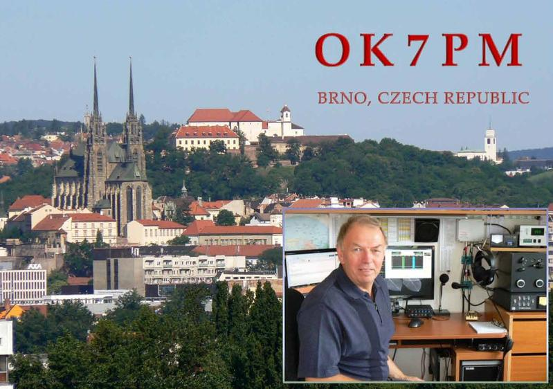 QSL image for OK7PM