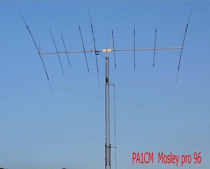 Antennas: Mosley Antennas