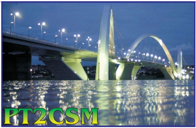 QSL image for PT2CSM