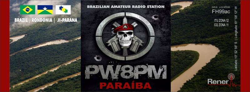 QSL image for PW8PM