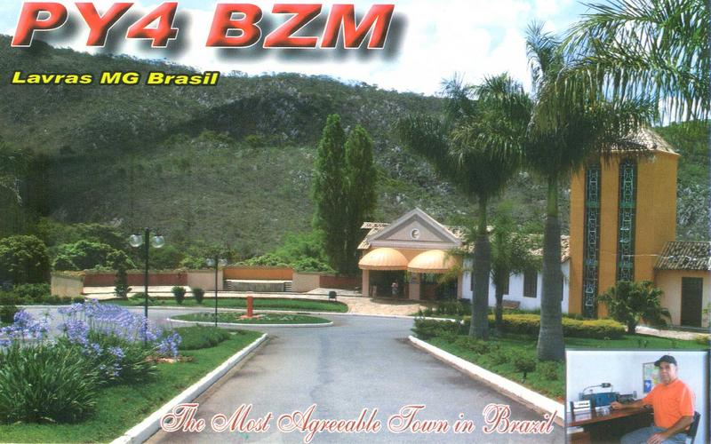 QSL image for PY4BZM