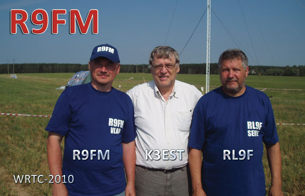 QSL image for R9FM