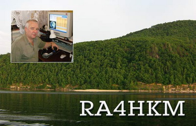 QSL image for RA4HKM