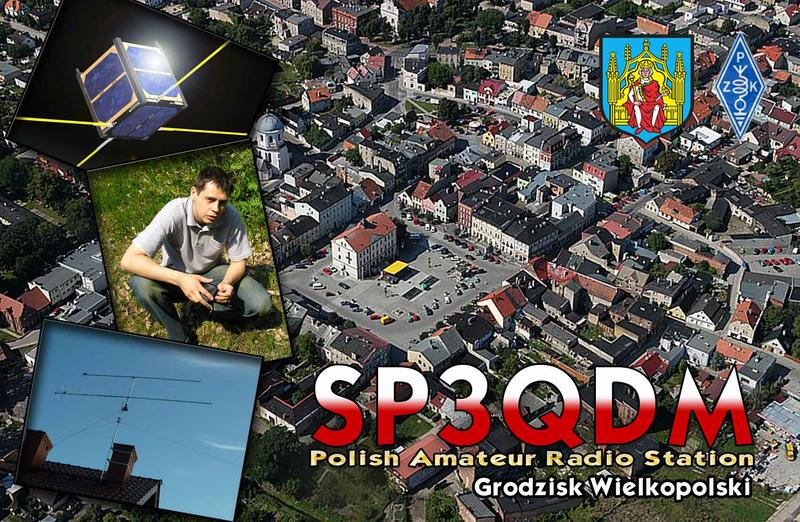 QSL image for SP3QDM
