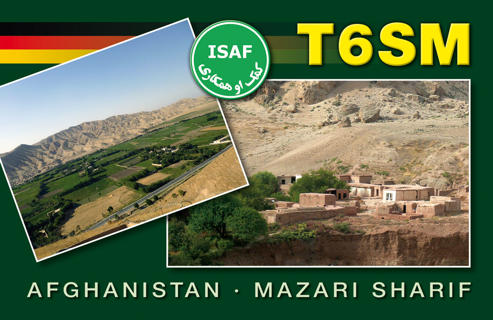 QSL image for T6SM