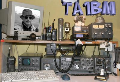 QSL image for TA1BM