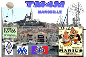 QSL image for TM4M