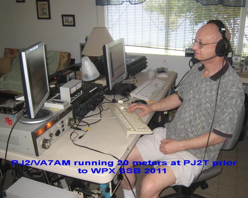 QSL image for VA7AM