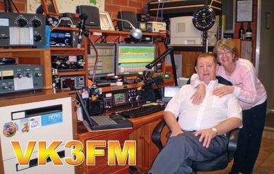 QSL image for VK3FM