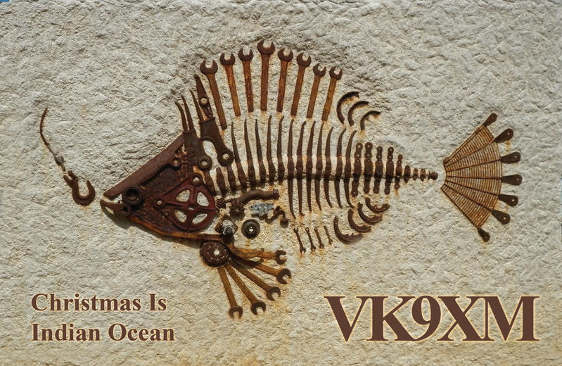 QSL image for VK9XM