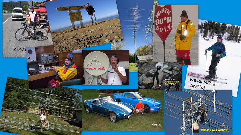 QSL image for WB4SLM