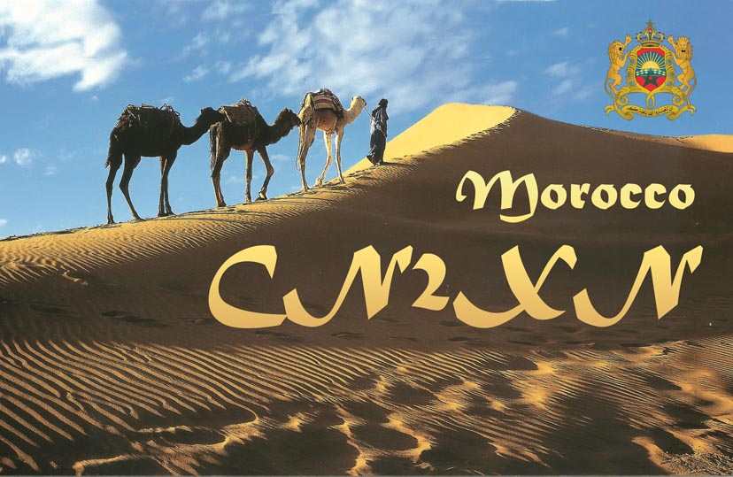 QSL image for CN2XN