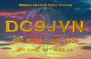QSL image for DC9JVN