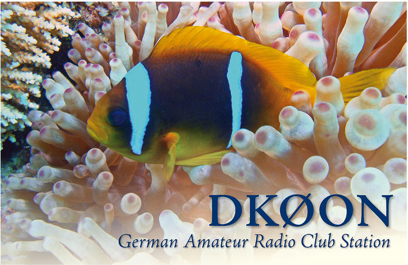 QSL image for DK0ON