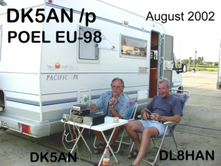 DK5AN Peol-isl. 2002, mit DL8HAN