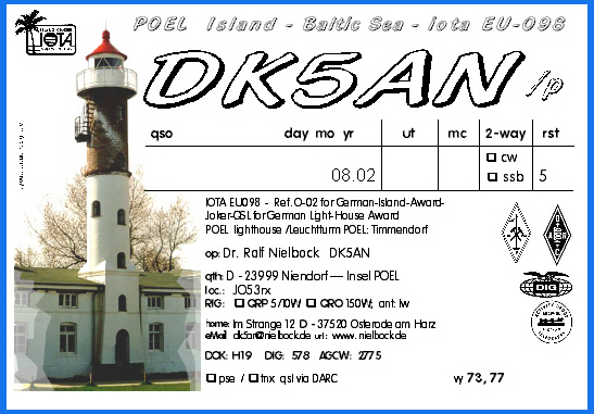 DK5AN  EU-098