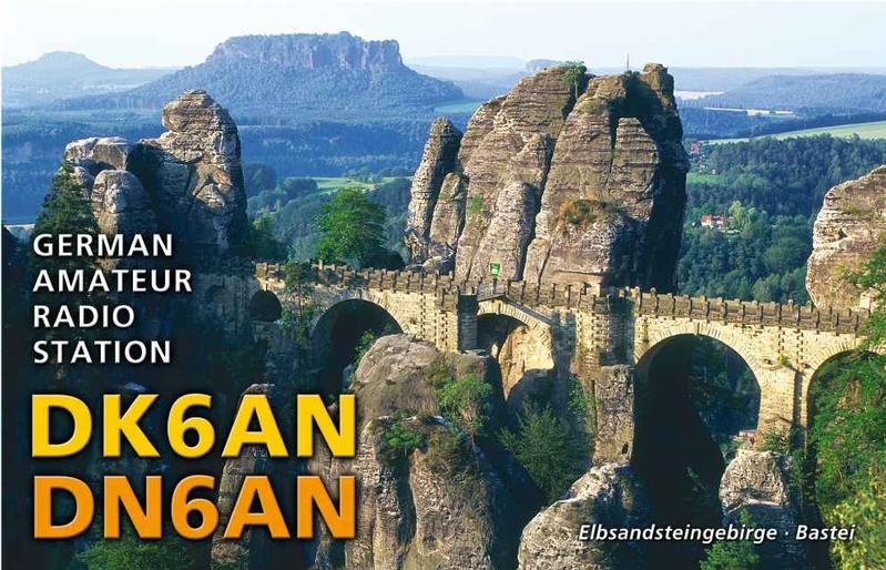 QSL image for DK6AN