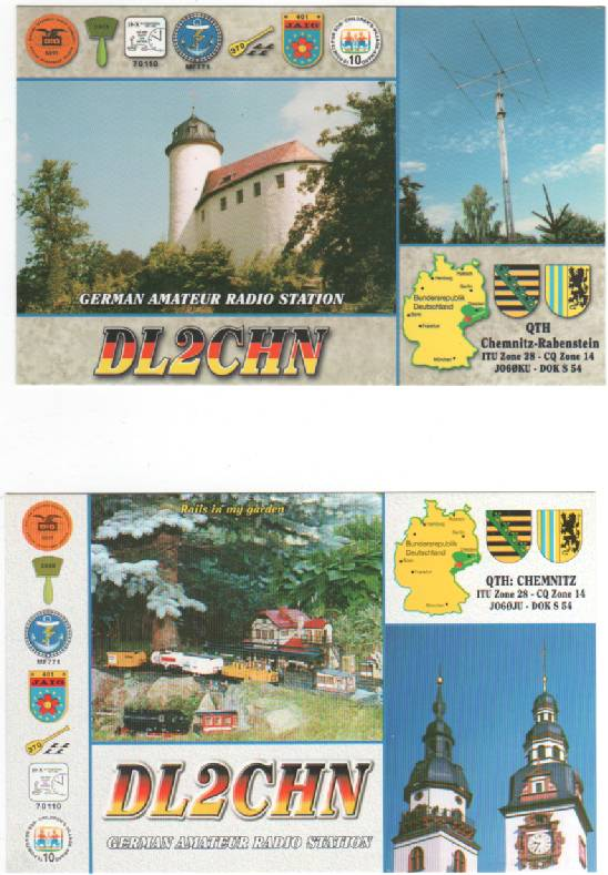 QSL image for DL2CHN