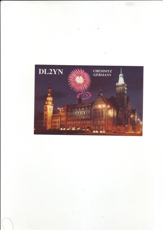 QSL image for DL2YN