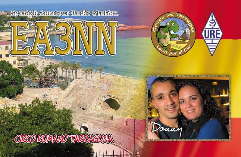 QSL image for EA3NN