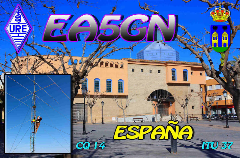QSL image for EA5GN