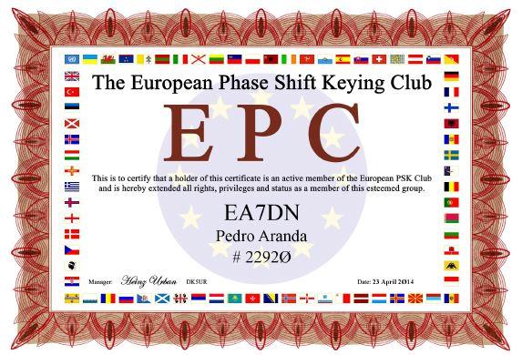 Miembro EPC