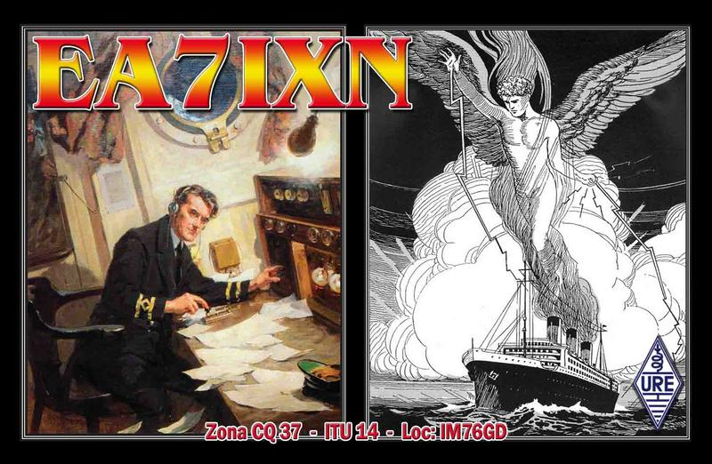 QSL image for EA7IXN