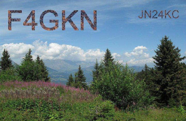 QSL image for F4GKN