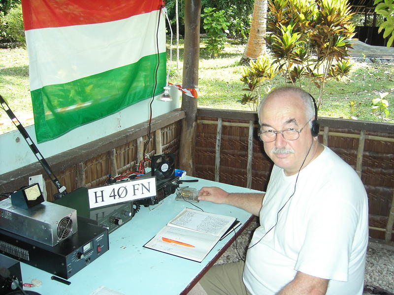 QSL image for H40FN