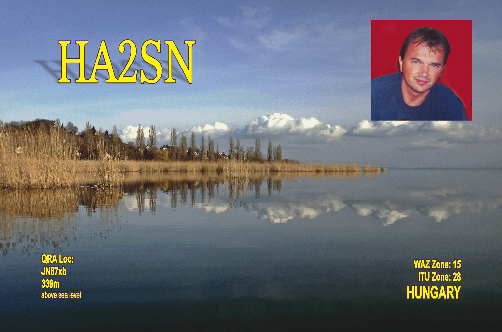 QSL image for HA2SN