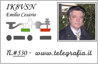 Tesserino GRT#530