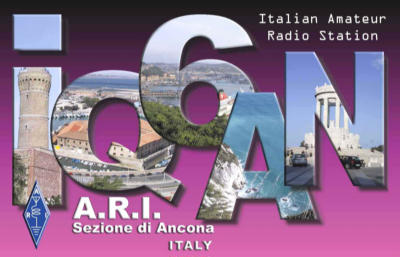 QSL image for IQ6AN