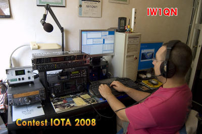 QSL image for IW1QN