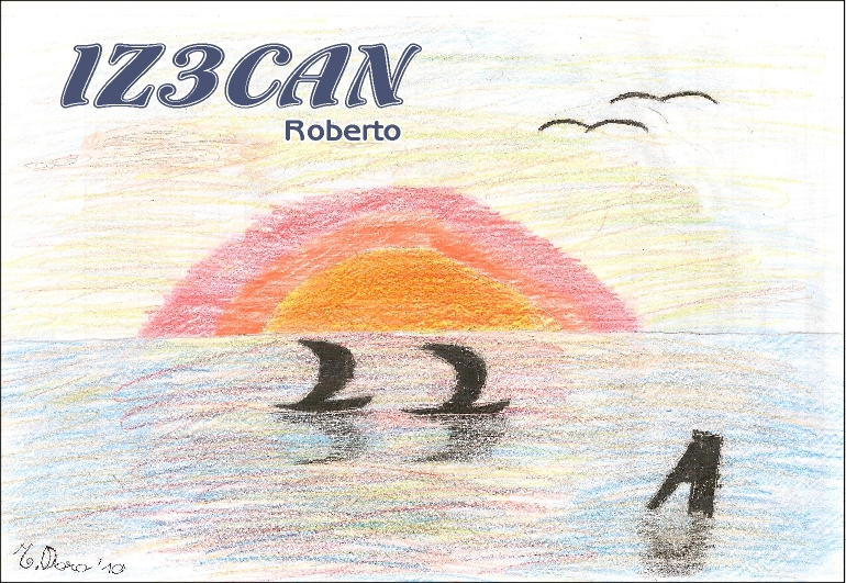 QSL image for IZ3CAN
